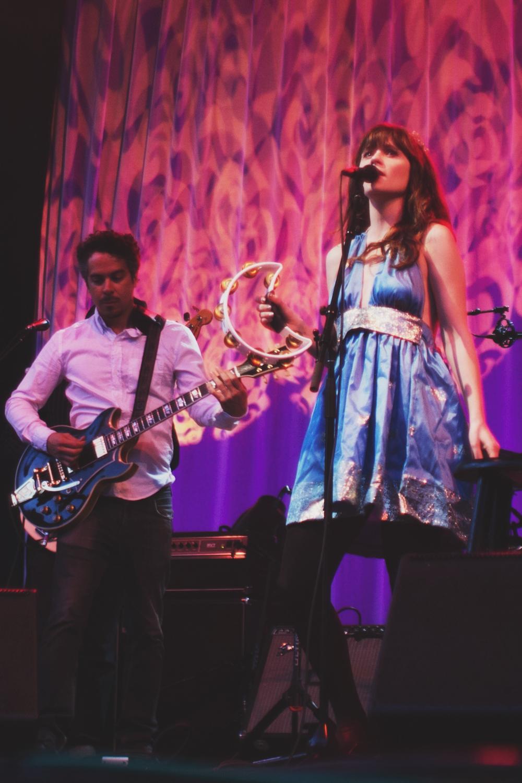 She & Him @ Central Park SummerStage