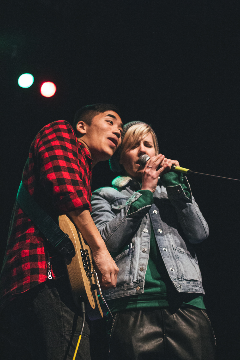 Andrew Huang & Hannah Hart @ Gramercy Theatre