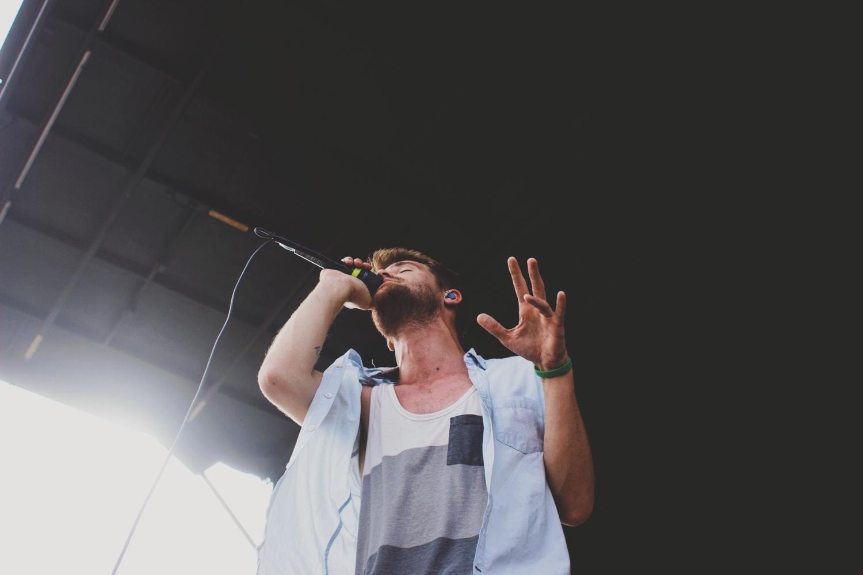 Hands Like Houses @ Warped Tour, Long Island