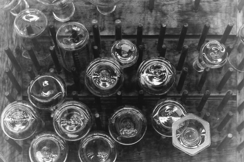 Chemistry Lab Beakers