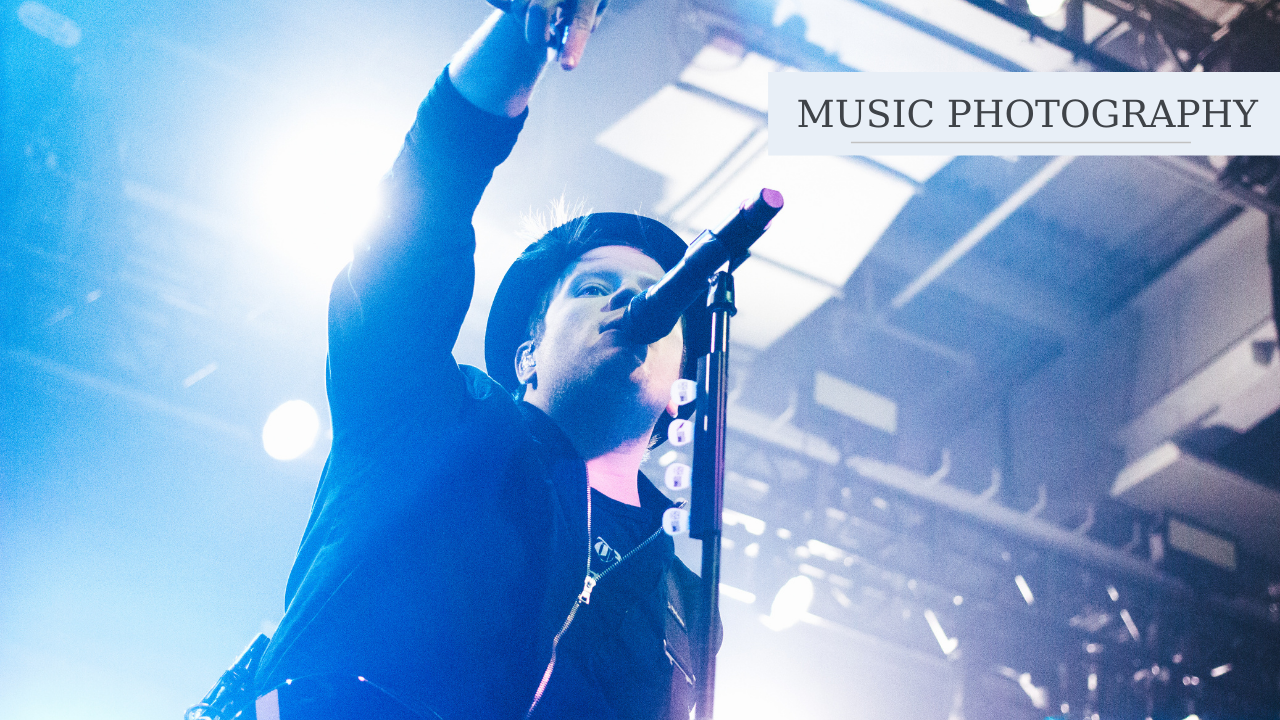 Music Photography Portfolio