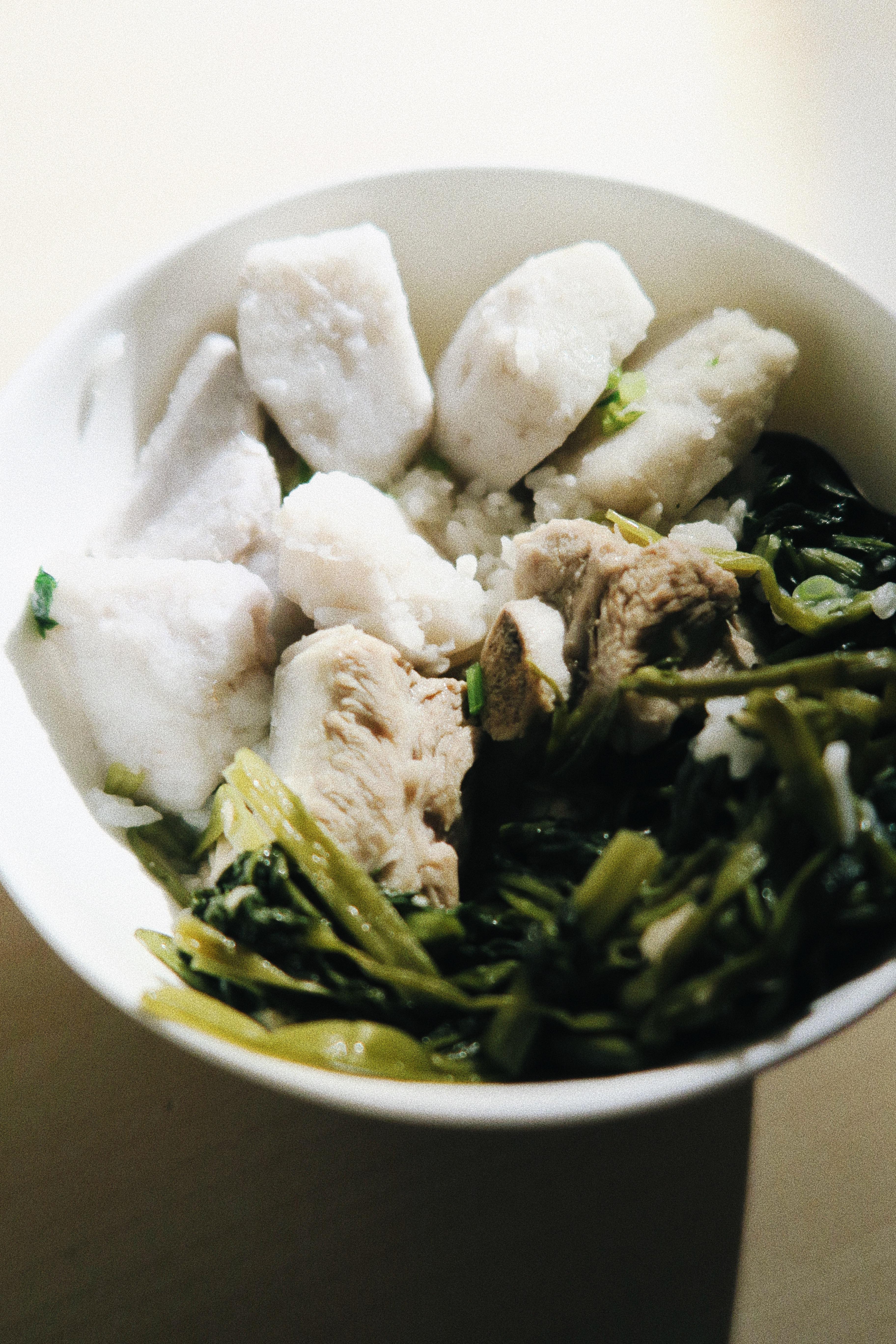 Vietnamese Nấu Canh Sườn Khoai Tây